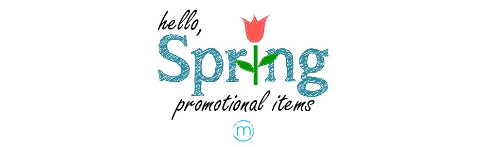 Top Promotional Products for Spring